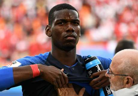 The real Pogba has arrived at World Cup 2018