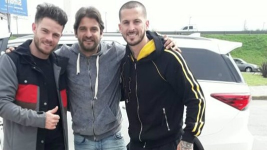 Nandez Benedetto Marclay Argentino de Quilmes