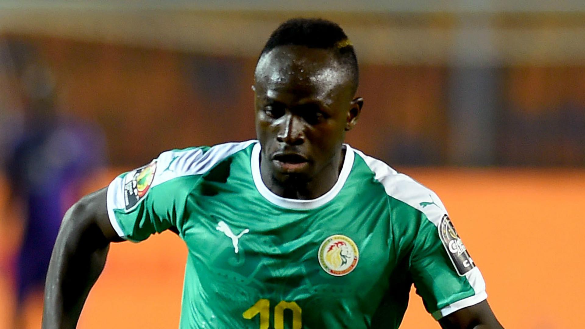 Sadio Mane Senegal 2019