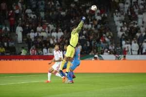 India vs UAE Gurpreet