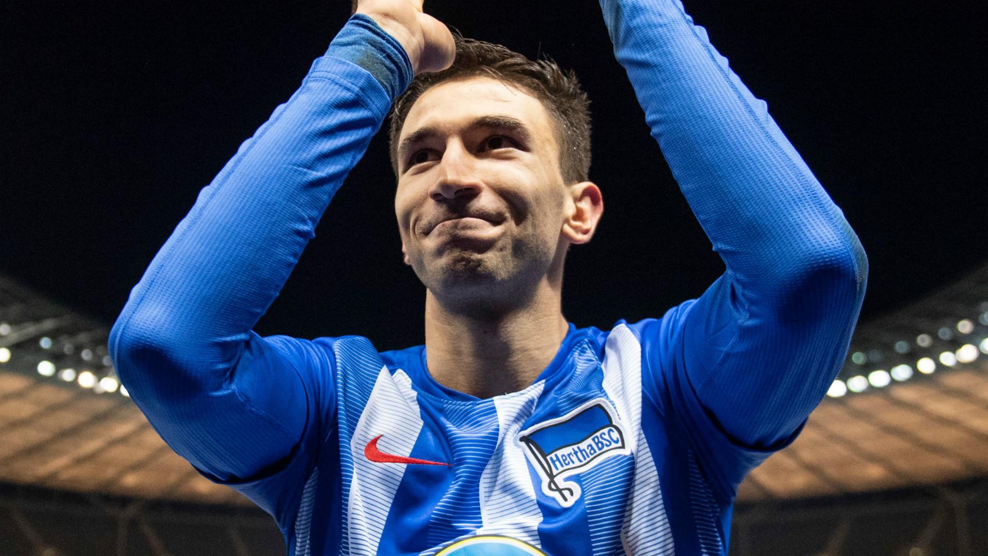Marko Grujic Hertha Berlin 2018-19