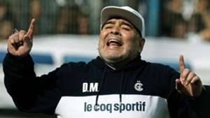 'Gimnasia is saved' - New coach Maradona pledges to rescue Argentine club