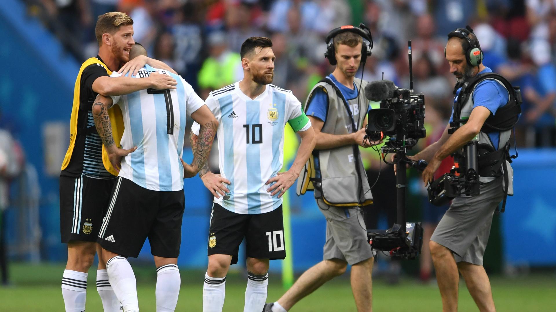 Ever Banega Argentina