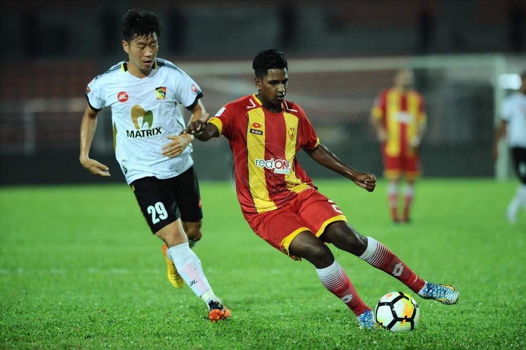 Kim Do-heon, Negeri Sembilan, Namathevan Arunasalam, Selangor, Malaysia Super League, 28042018