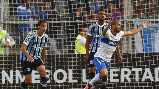 Seba Saez Universidad Catolica Grêmio Copa Libertadores 04042019