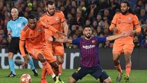 Barcelona Lyon 13032019