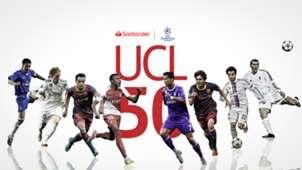 Santander UCL50 GFX