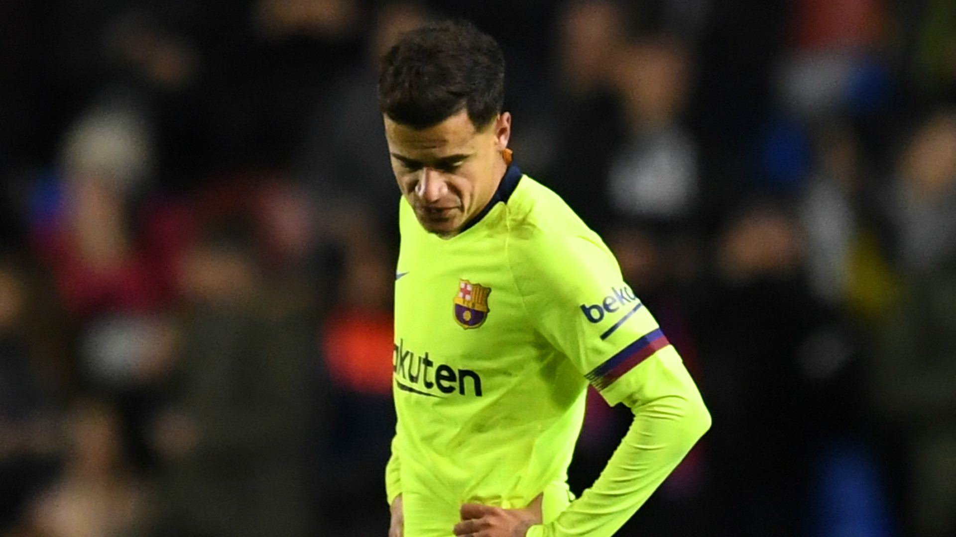Barcelona could sell Philippe Coutinho in order to bring Neymar back