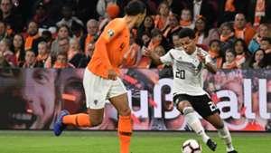 Serge Gnabry Niederlande Deutschland 24032019