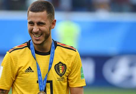 Transfer latest: Real & Chelsea agree €190m Hazard deal