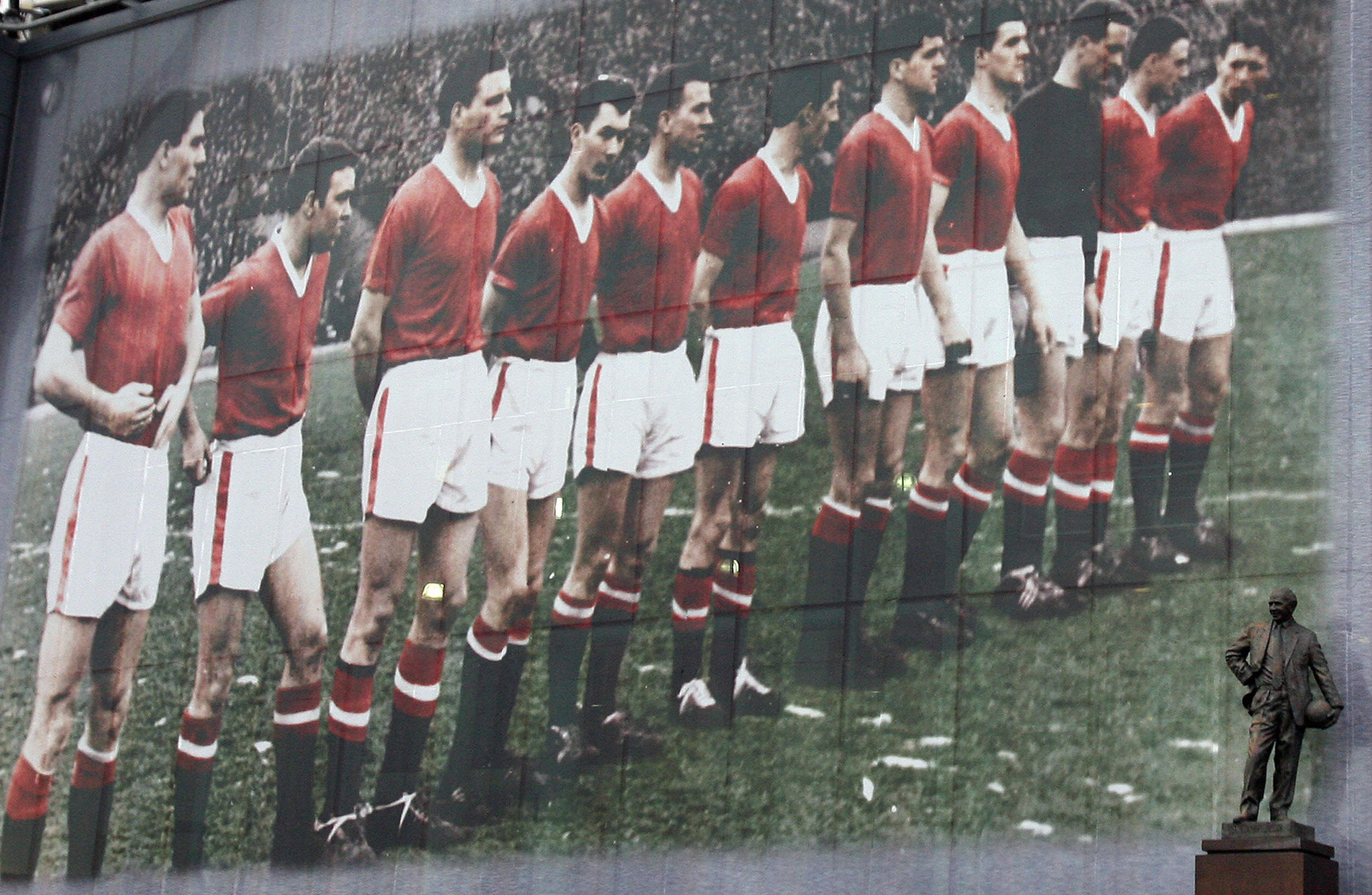 Manchester United Busby Babes