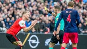 Danny Makkelie, Feyenoord - Ajax, Eredivisie 10222017