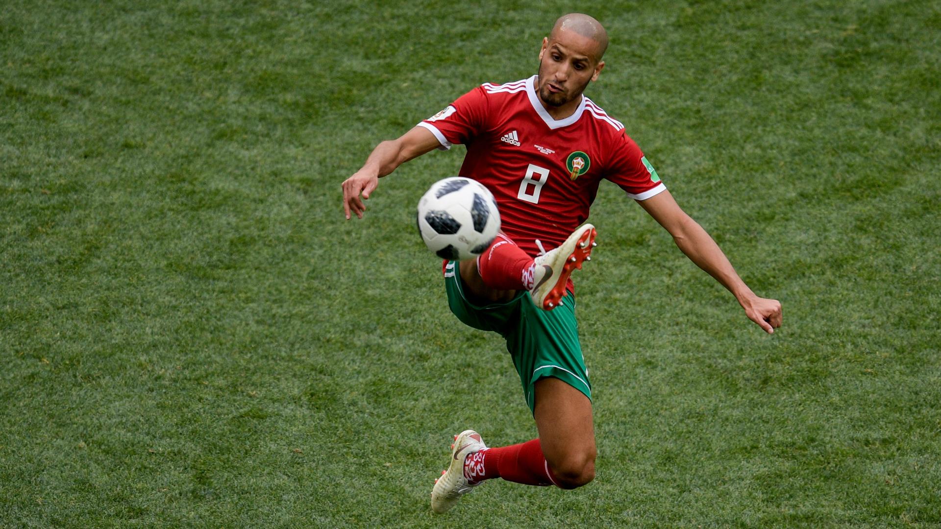 الأحمدي المغرب كأس العالم 2018