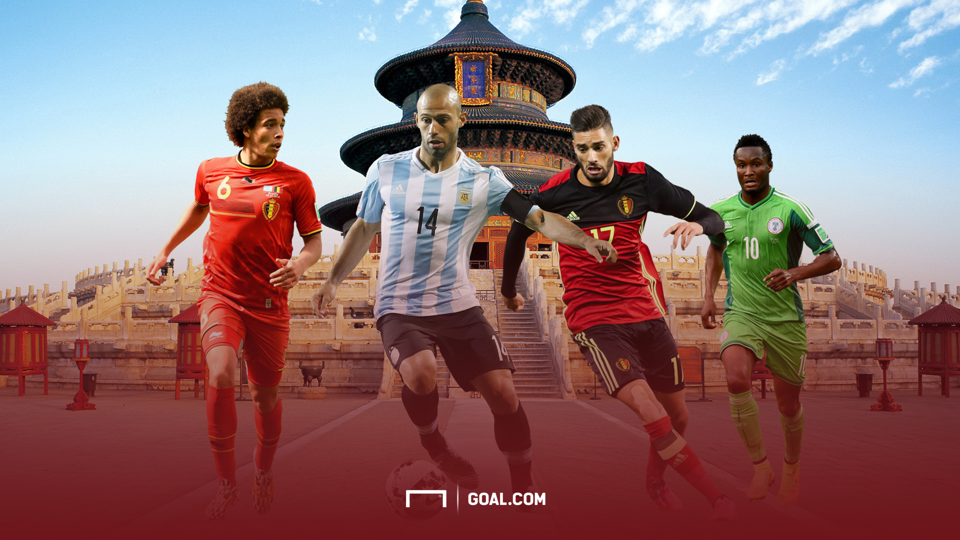 CSL foreign player to World Cup 2018