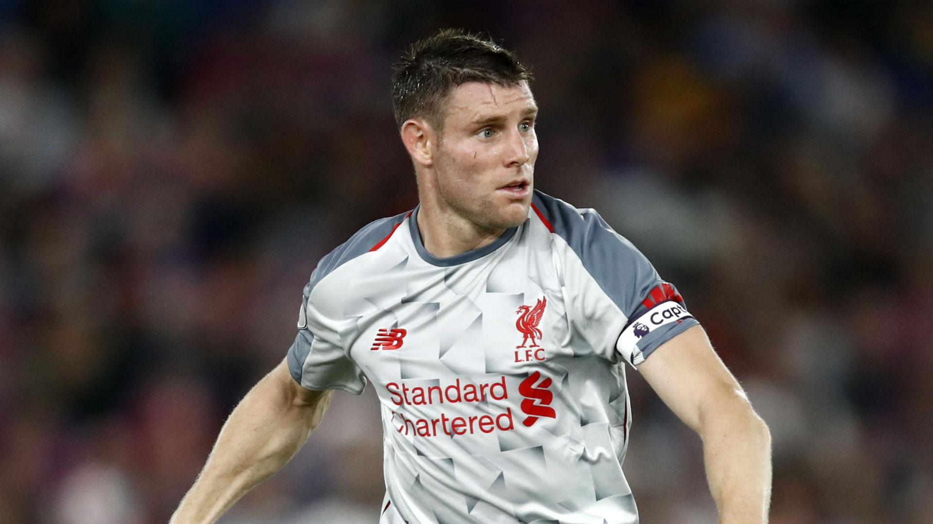 James Milner Liverpool 2018/19