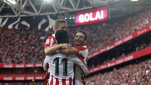 Muniain Williams Aduriz Athletic Girona LaLiga