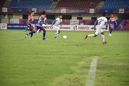 Shillong Lajong FC Pune City Super Cup 2018