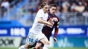 Luka Modric Eibar Real Madrid LaLiga 10032018