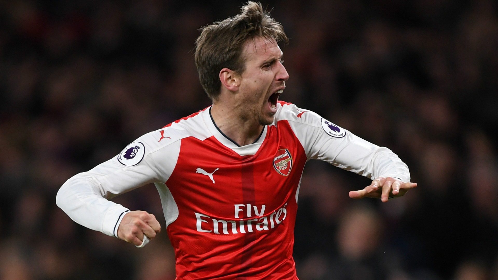 Nacho Monreal Arsenal Premier League