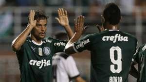 Gustavo Scarpa Borja Palmeiras Bragantino Paulista 11022019
