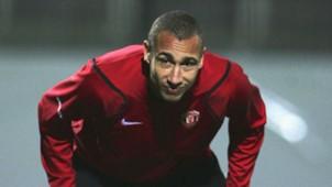 Henrik Larsson, Man Utd