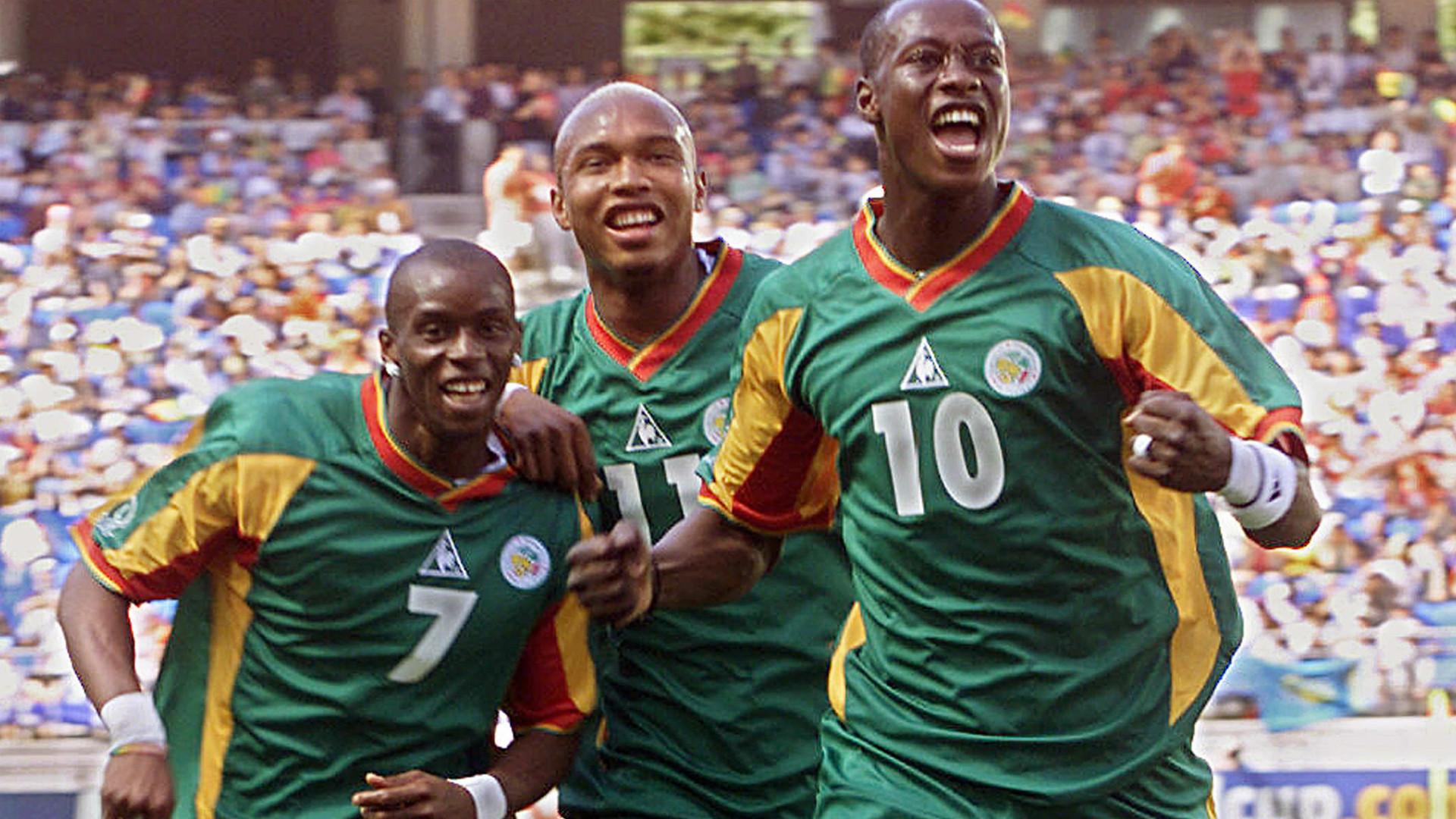 Diouf Fadiga Camara Senegal 2002