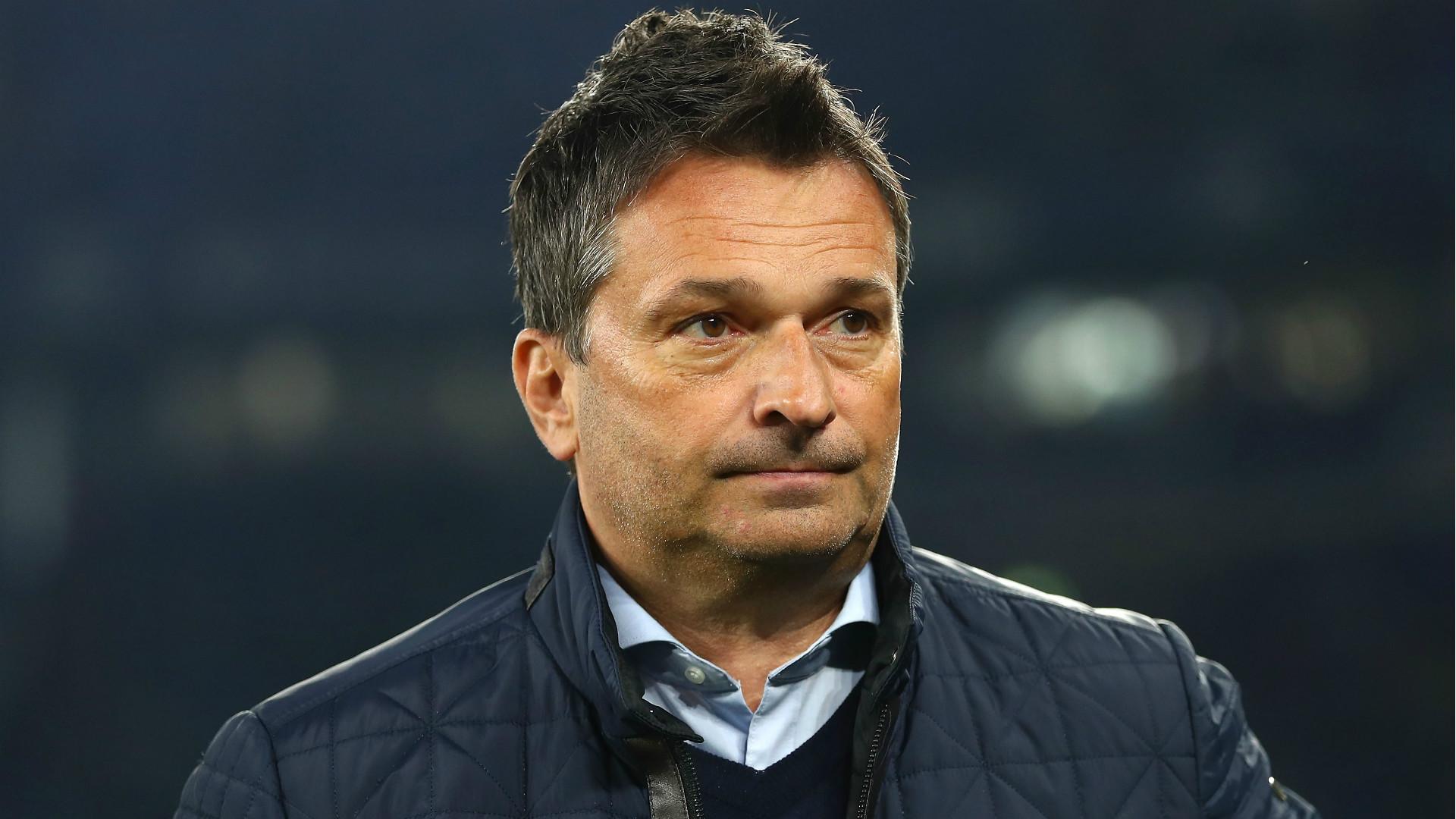 Christian Heidel Schalke 04