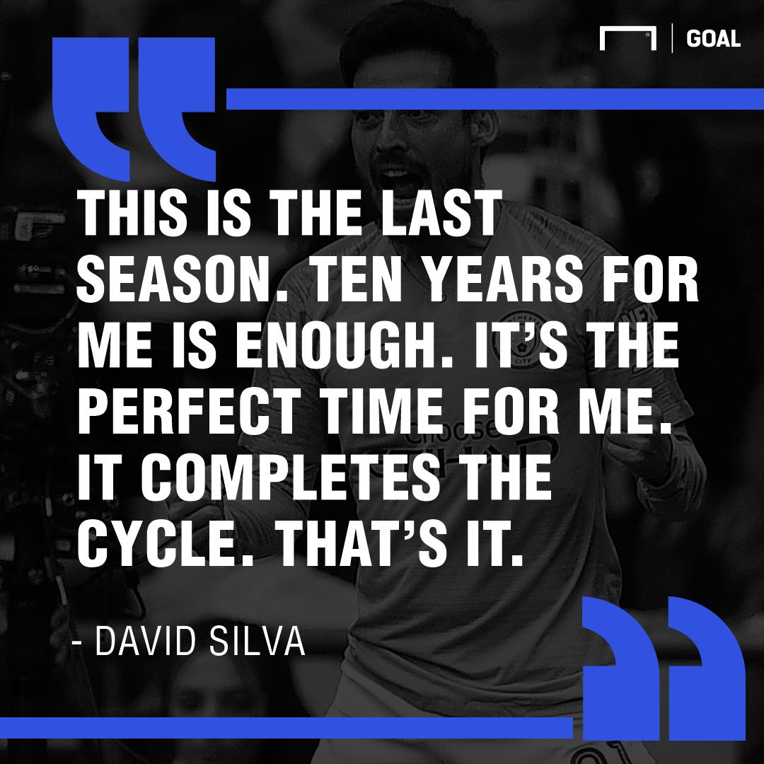 David Silva quote