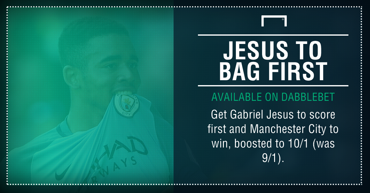 Chelsea Man City Jesus graphic