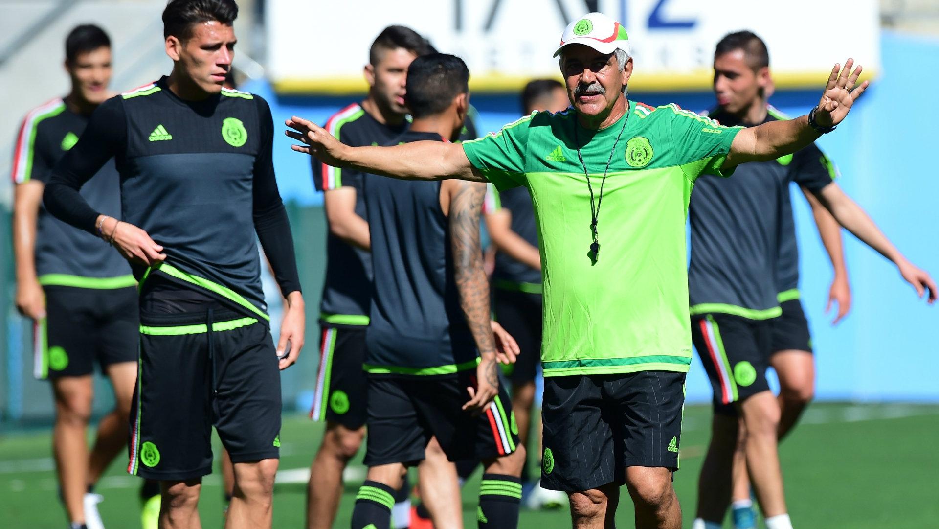 Ricardo Ferretti Selección mexicana 2015 270818
