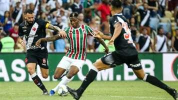 Vasco vs Fluminense 17022019 Taça Guanabara