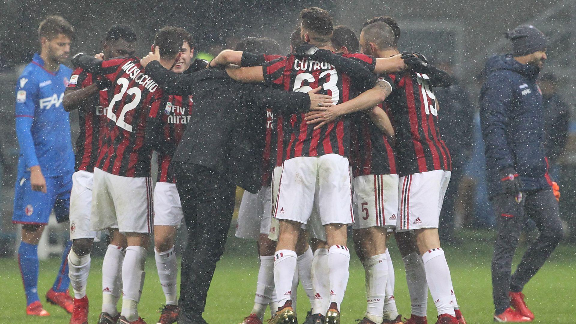 Milan-Bologna - Serie A