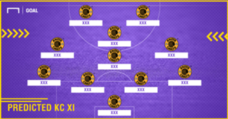 Kaizer Chiefs XI
