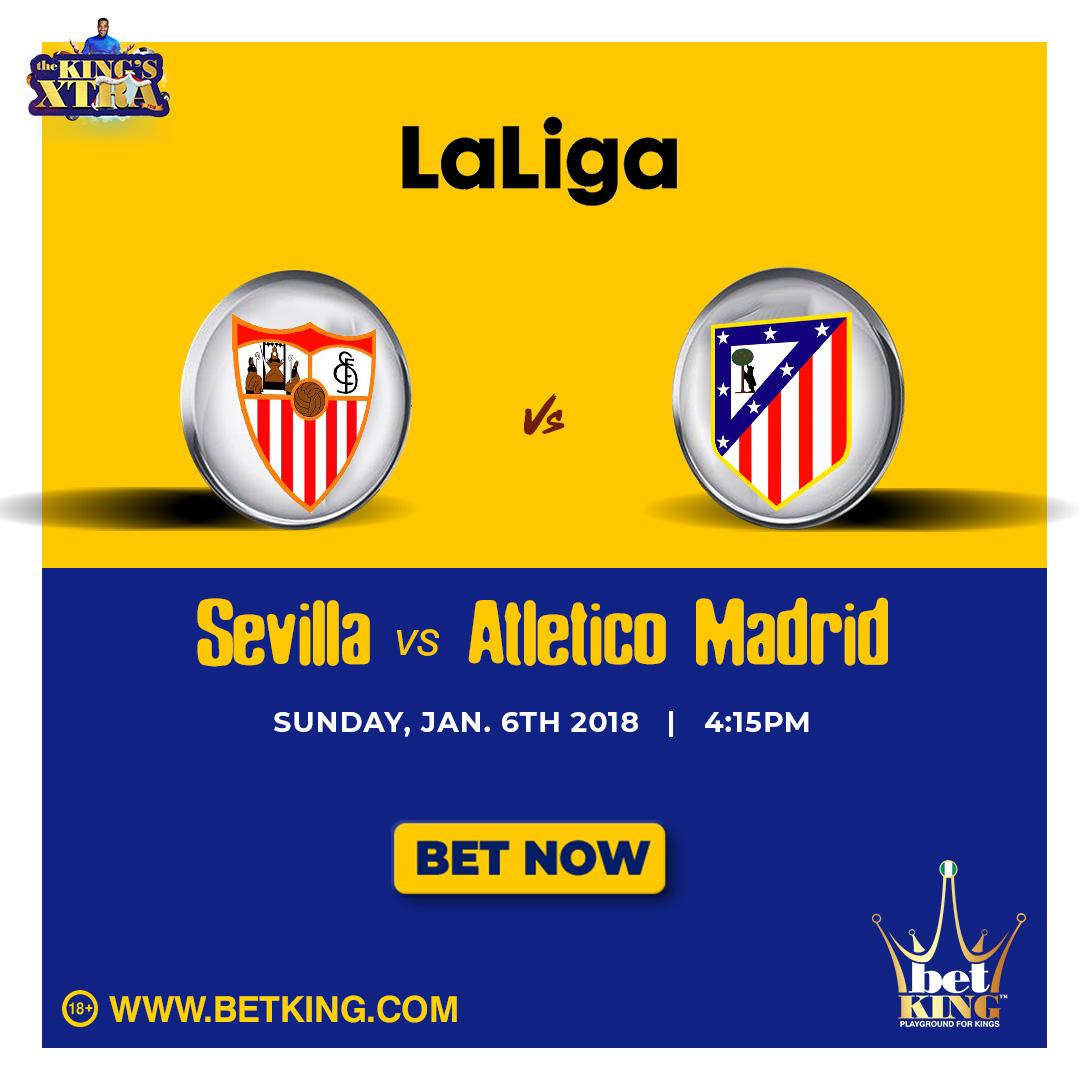 Betking Sevilla Atletico Madrid