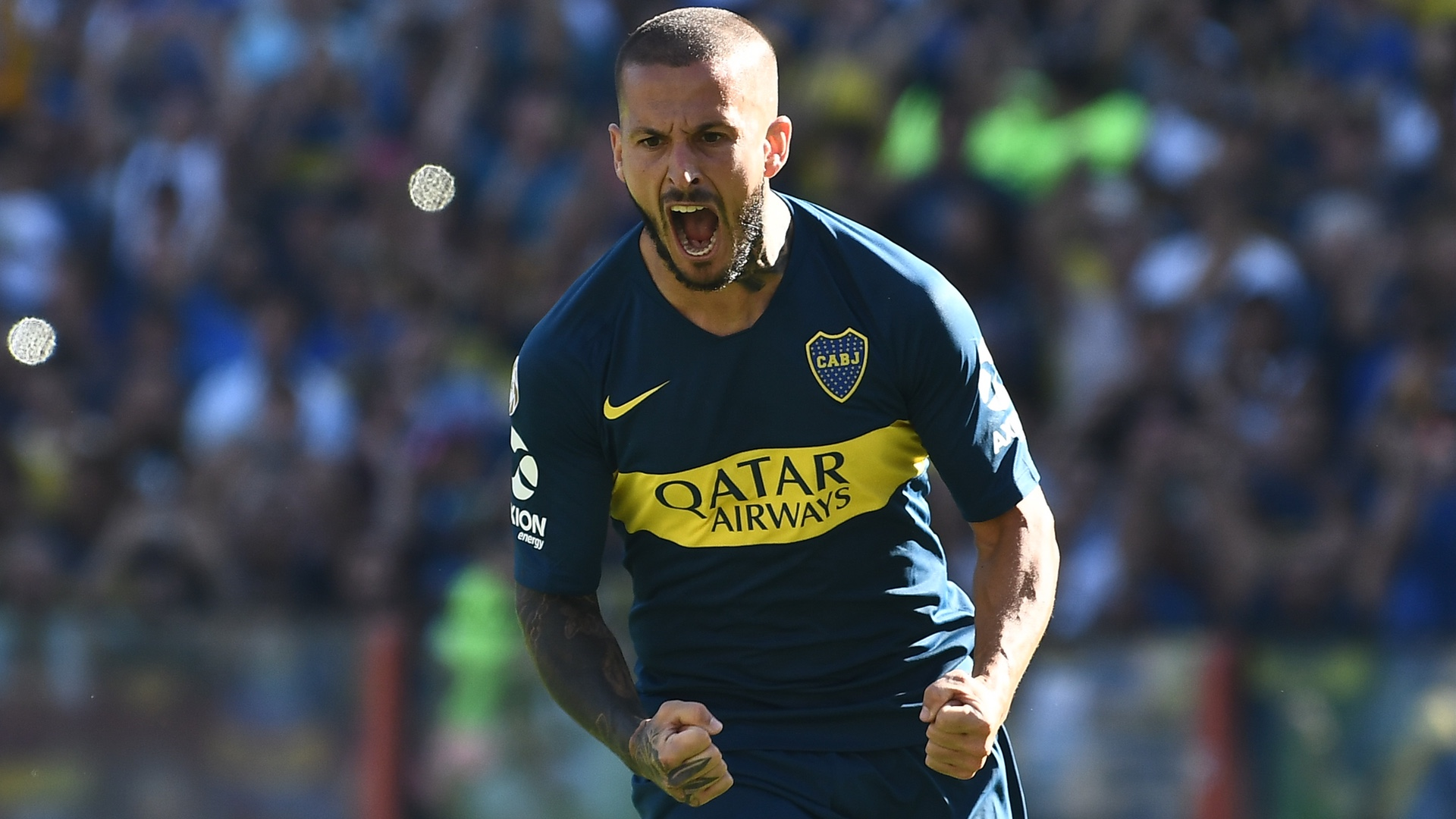 Dario Benedetto Boca Juniors