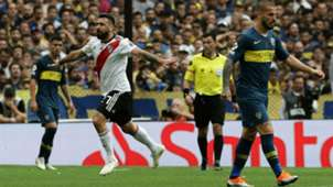 Lucas Pratto Boca River Final Copa Libertadores 11112018