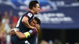 Giovani Lo Celso Thiago Silva PSG Les Herbiers Coupe de France 08052018