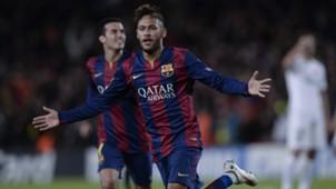 FC Barcelona Neymar 10122014