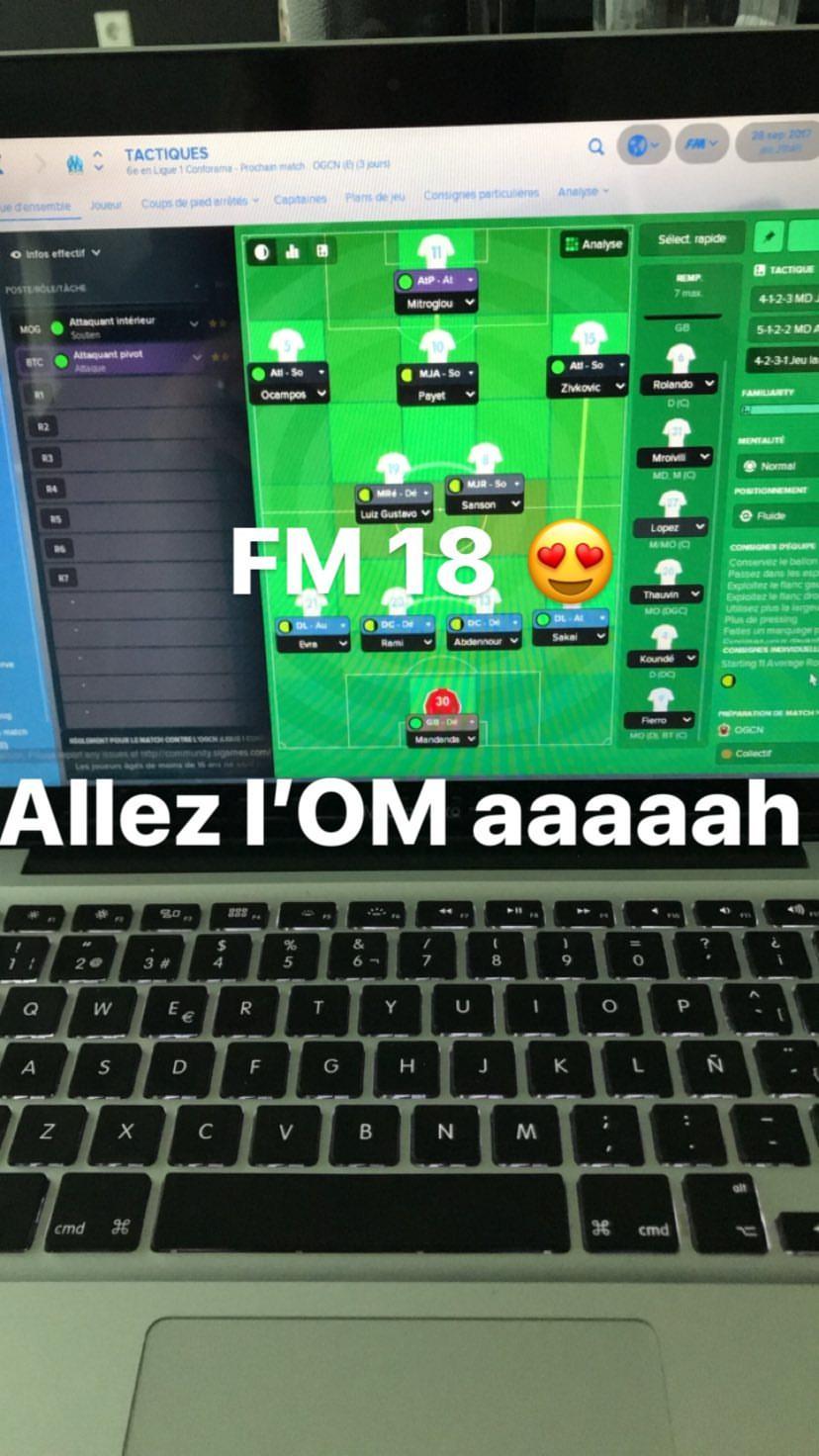 Griezmann FM