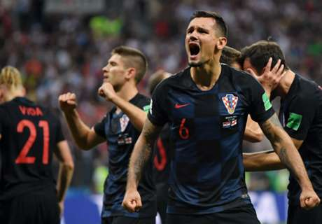 Who's laughing now? Lovren's world-class redemption