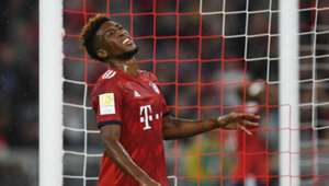Kingsley Coman Bayern Munich 24082018