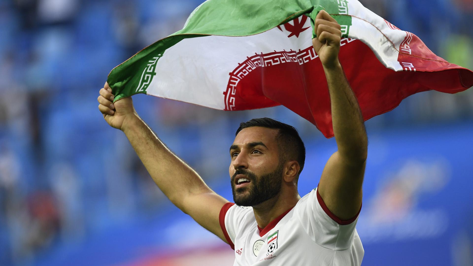 Iran WM 2018