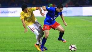 Gonzalo Cabrera, Johor Darul Ta'zim, Selangor, Malaysia Cup