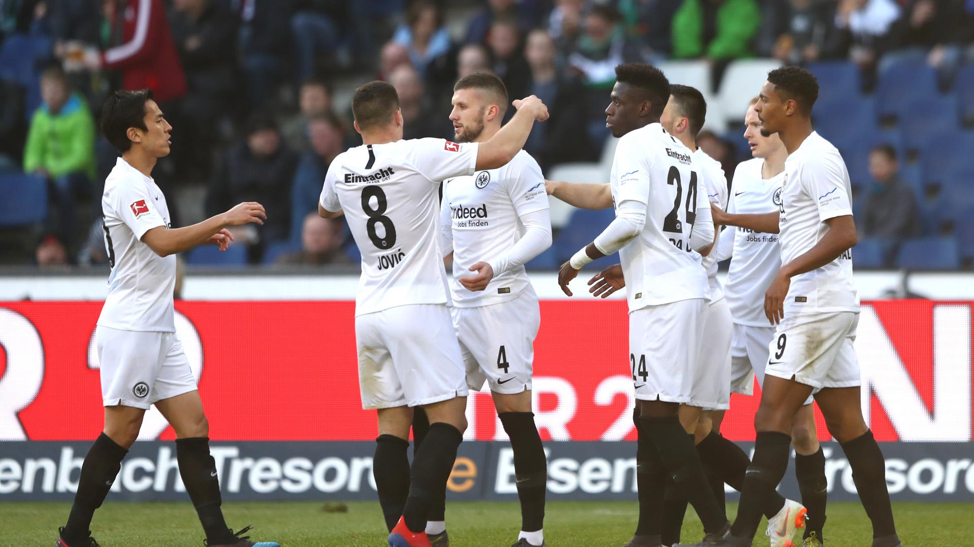 Inter Vs Frankfurt Wallpaper: Wer Zeigt / überträgt Eintracht Frankfurt Vs. Inter