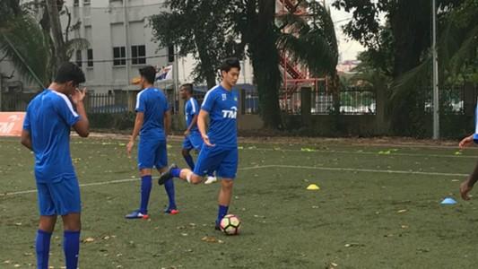 Dominic Tan, Malaysia U23, Johor Darul Ta'zim