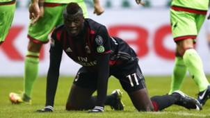 Mbaye Niang Milan Crotone Serie A