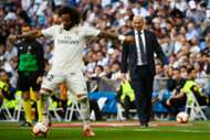 Marcelo & Zinedine Zidane