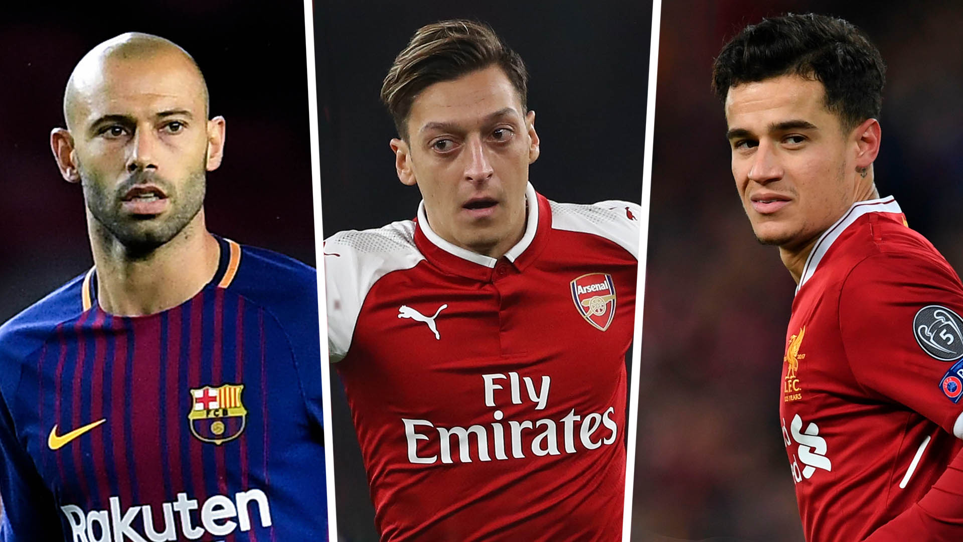 3 star players who might make the move to Barcelona in January