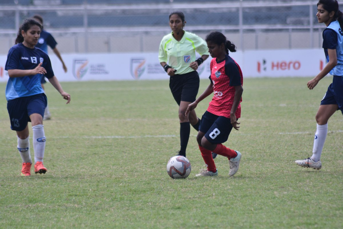 Sandhiya Ranganathan Sethu FC Baroda FA IWL 2019