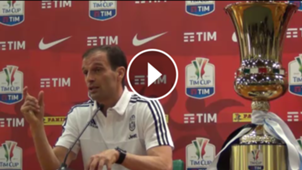GFX Video Allegri Juventus TIM Cup